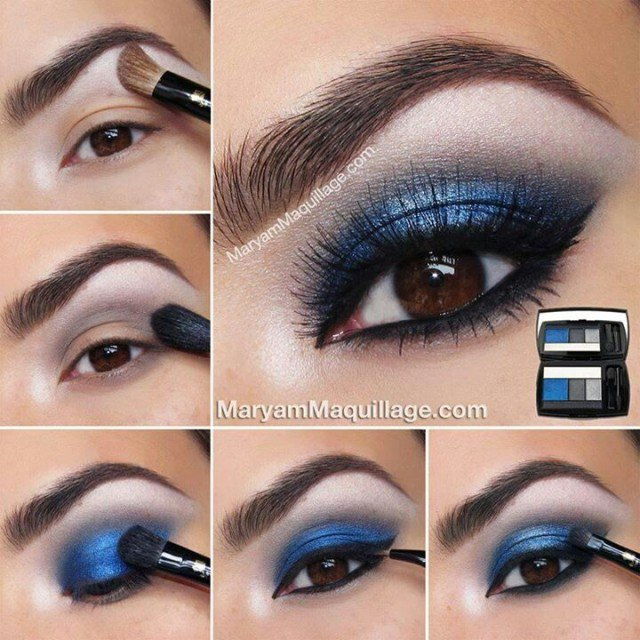 Graceful Smoky Eye Makeup Tutorial