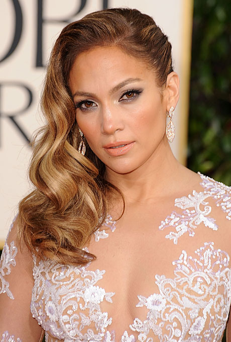 Celebrity Inspired Wedding Hairstyles