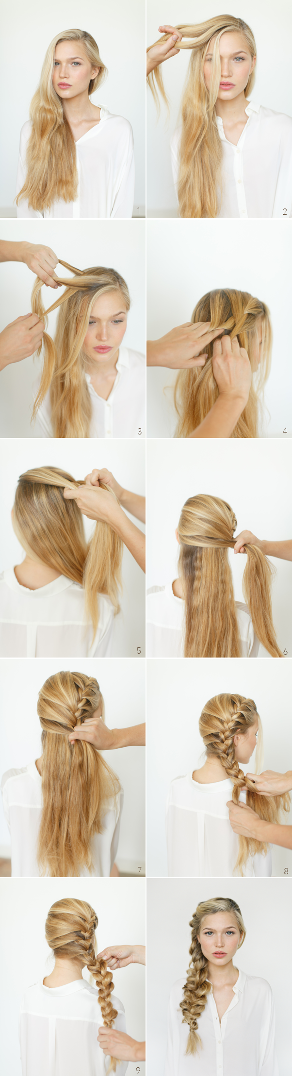 Fine 15 Beautiful Hairstyle Tutorials For All Occasions Styles Weekly Hairstyle Inspiration Daily Dogsangcom