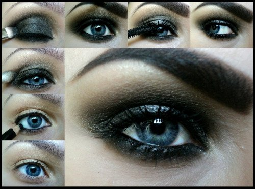 Gorgeous Smoky Eye Makeup Tutorial