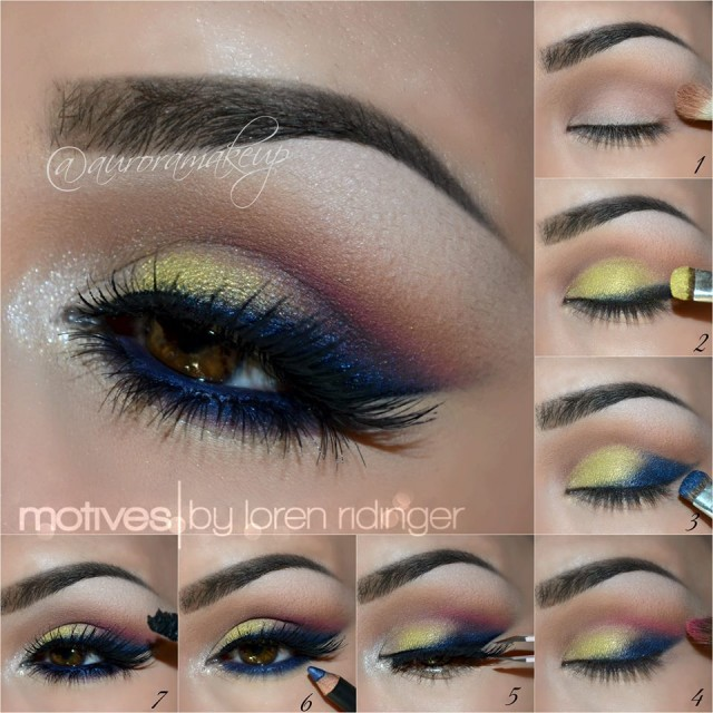Beautiful Eye Makeup Tutorial