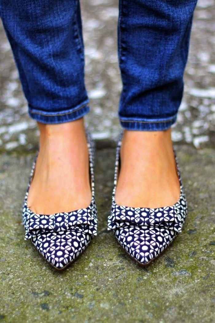 A cute pair of flats