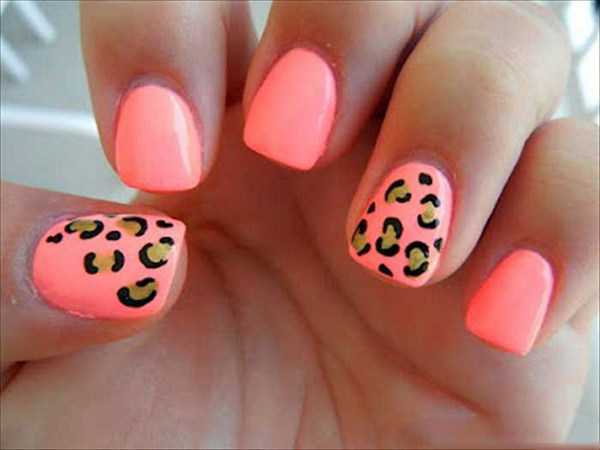 A lil' bit of leopard