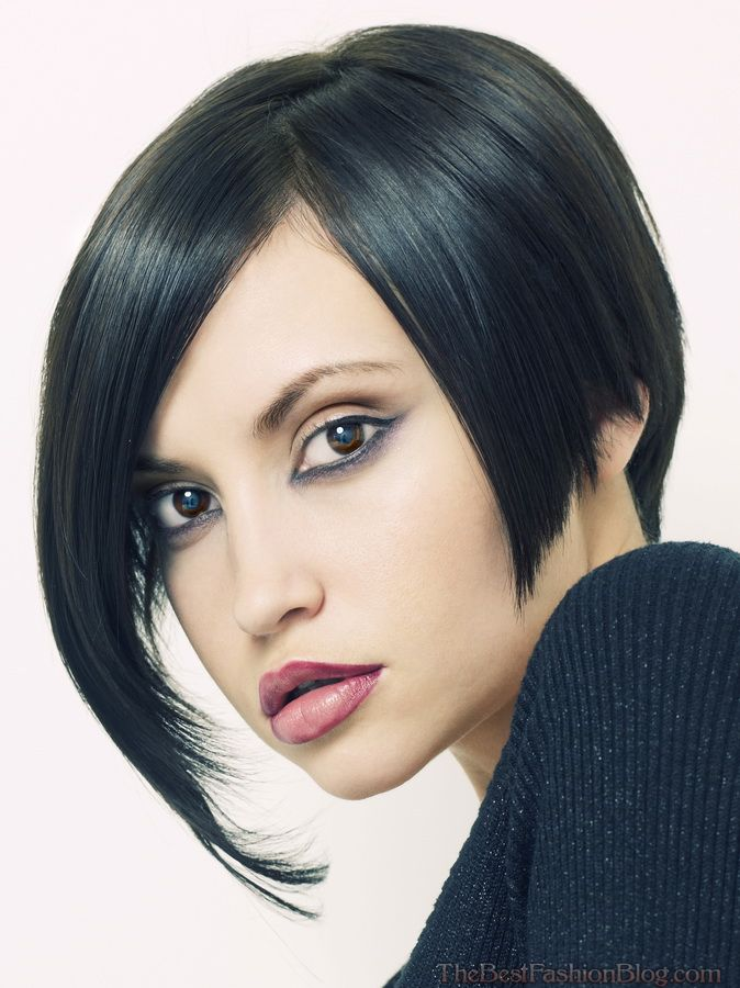 styling asymmetrical hair 26 cool asymmetrical bob hairstyles styles weekly 4298