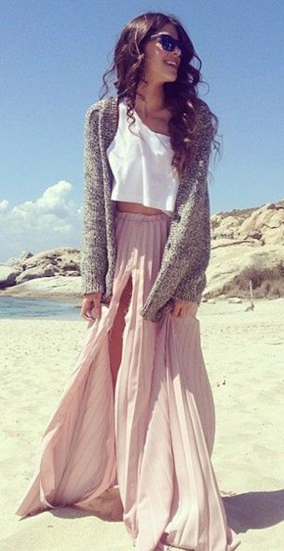 25 Summer Beach Outfits U2013 Beach Outfit Ideas For Women | Styles Weekly