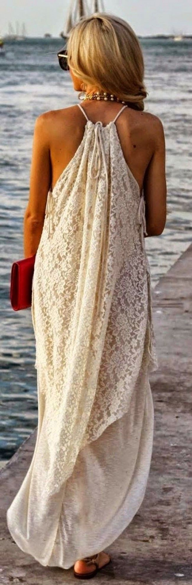 22 summer wedding day looks for guests styles weekly for Bohemian dresses for a wedding guest