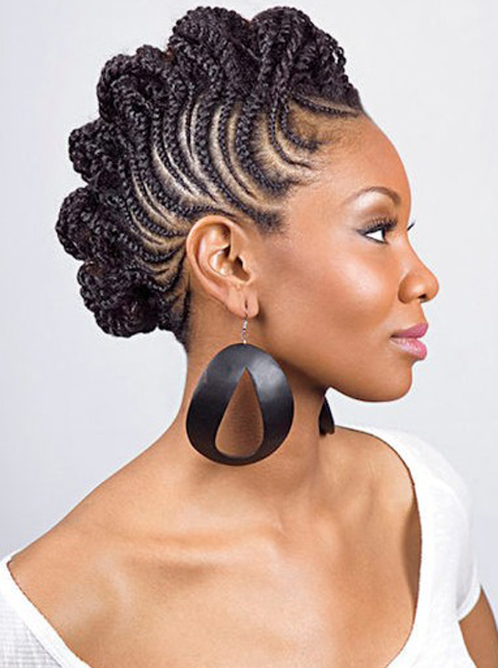 Fabulous 26 Natural Hairstyles For Black Women Styles Weekly Short Hairstyles For Black Women Fulllsitofus