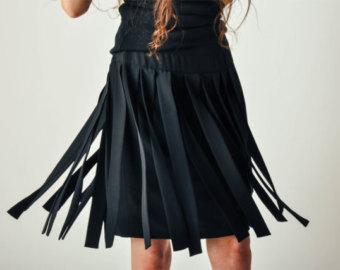 Car wash pleated skirt