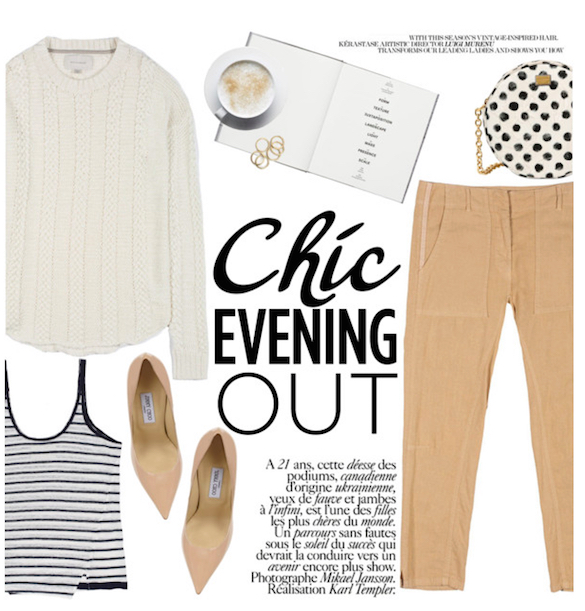 Chic Evening Out
