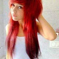 32 chic black weave hairstyles styles weekly 24 red hair color trends and styles pmusecretfo Gallery