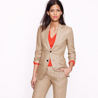 Classy in khaki