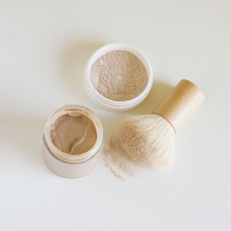 Consider tinted moisturizer