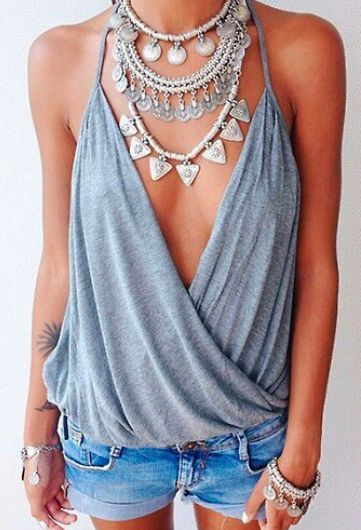 Don't forget about Boho jewelry pieces