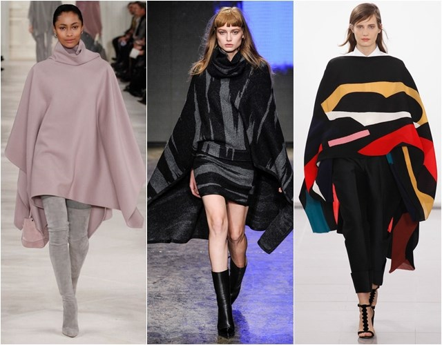 Fall capes