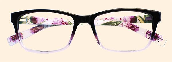 Floral eyewear