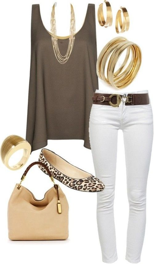 Gold and neutral