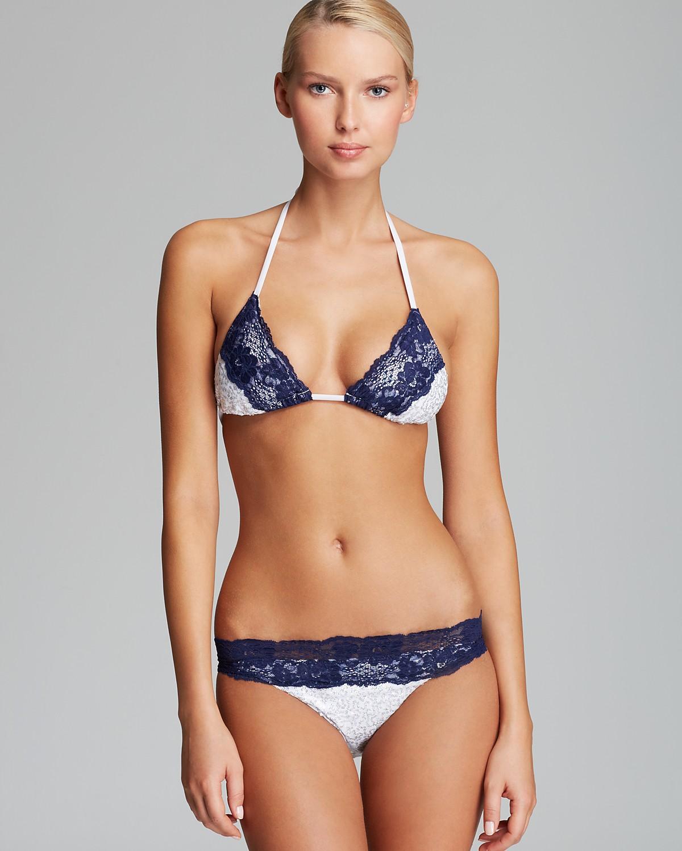 Lace bikini