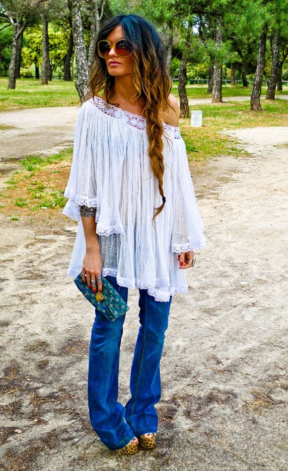 Lovely summer blouse