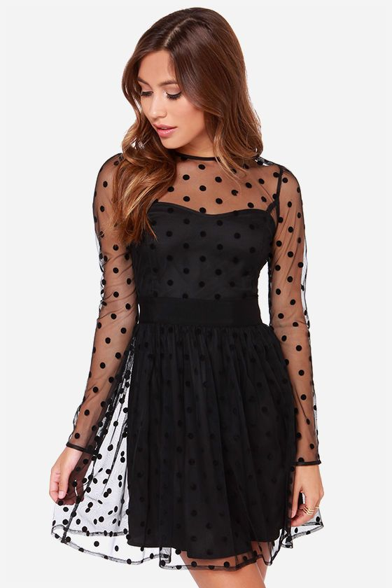 Mesh party dress