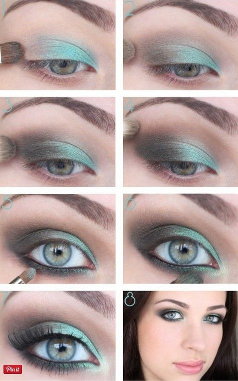 Best Makeup For Blue Gray Eyes Makeupview Co