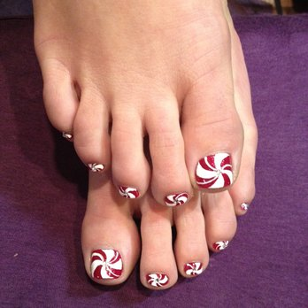 Peppermint feet