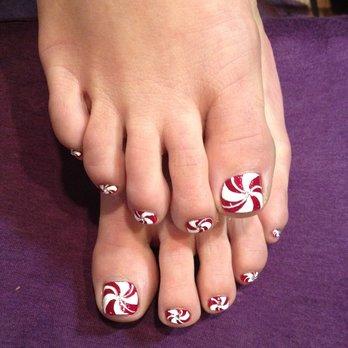 Peppermint feet