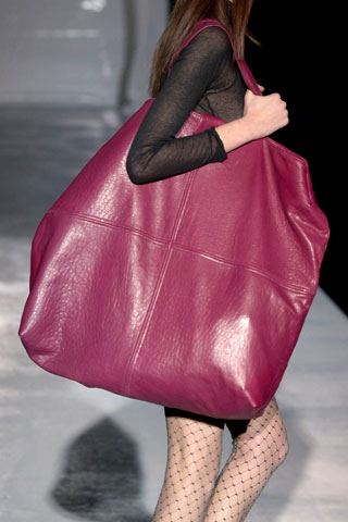 Really (REALLY) large handbags