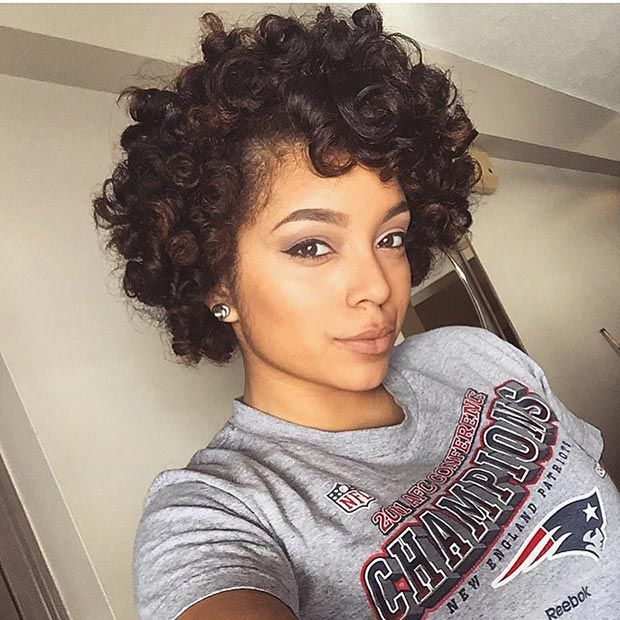 short wavy hairstyles 2017 : Best Hot Roller Set For Short Hair Short Hairstyle 2013