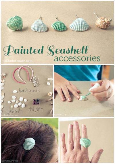 Seashell Accessories