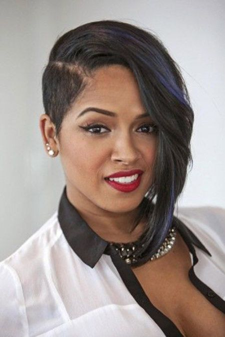 Cool 26 Cool Asymmetrical Bob Hairstyles Styles Weekly Short Hairstyles For Black Women Fulllsitofus