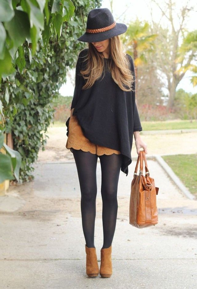 Shorts for fall