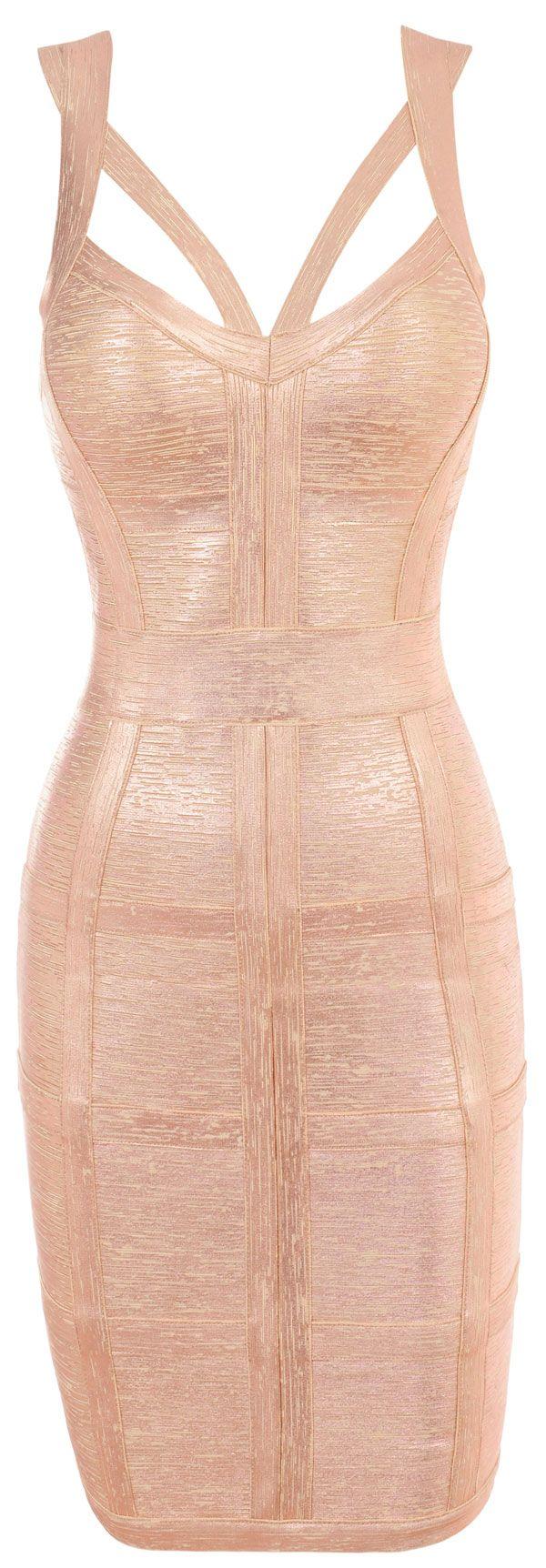 Stunning bandage dress