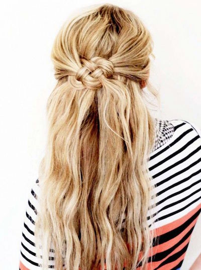 The Braid Knot