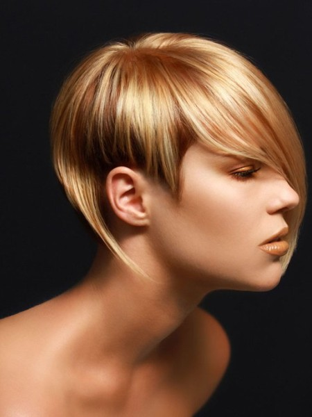 Unforgettable cut and color
