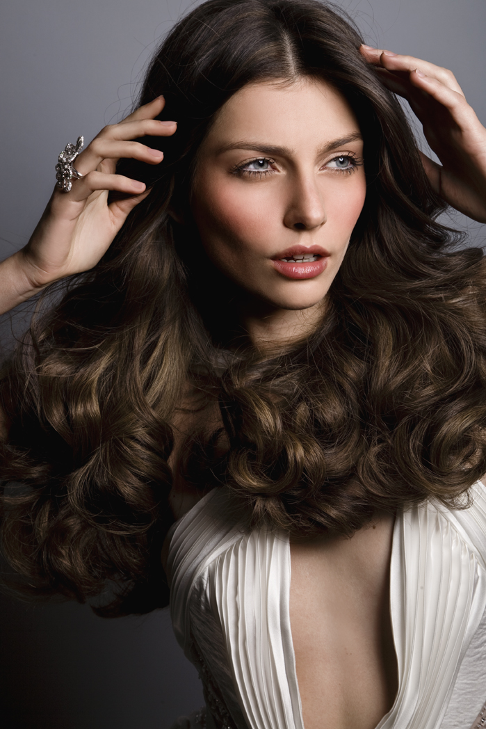Voluminous hair