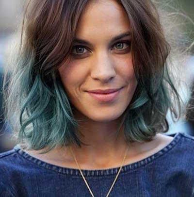 Wavy Turquoise