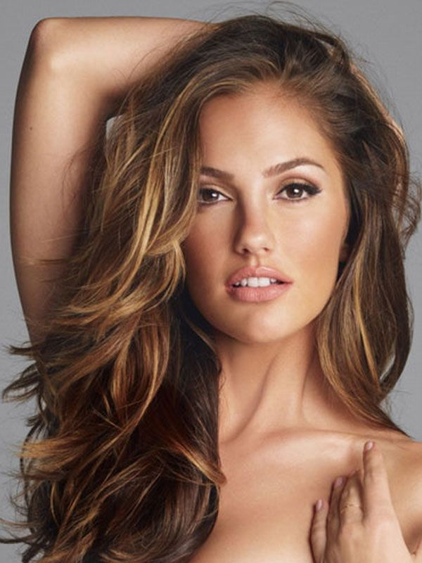 wispy caramel tips hottest ombre hair color ideas - Color Tips Of Hair