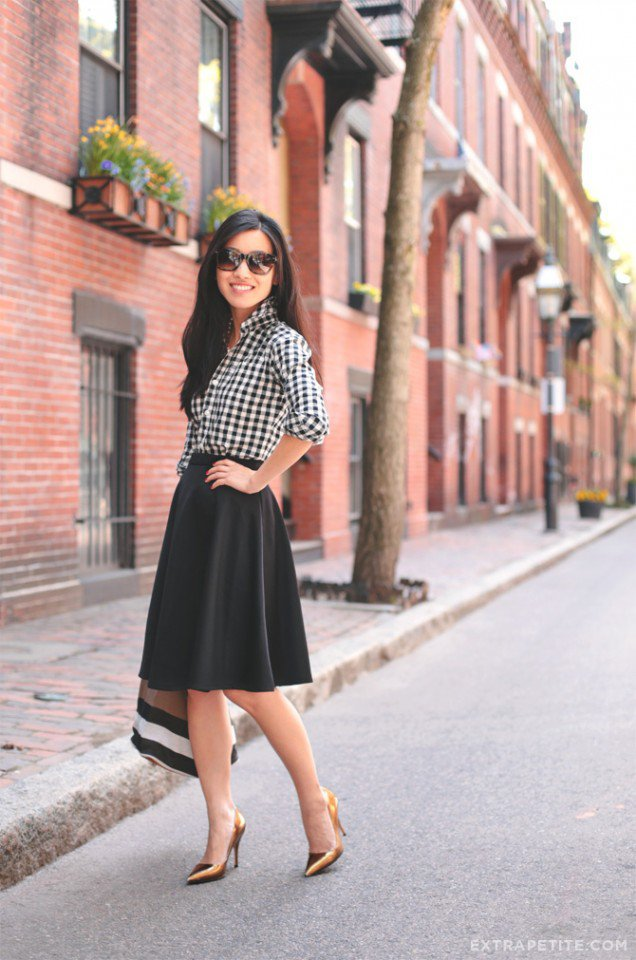 2015 Elegant Office Outfit Idea