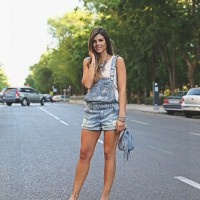 Denim Jumpsuit for Summer