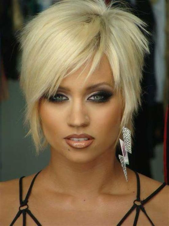 Swell 24 Edgy And Out Of The Box Short Haircuts For Women Styles Weekly Hairstyles For Women Draintrainus