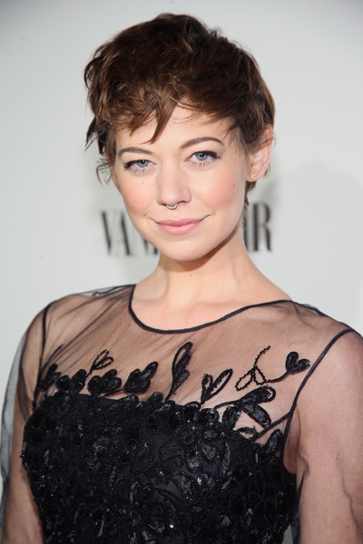 Analeigh Tipton Cute Pixie Hairstyle