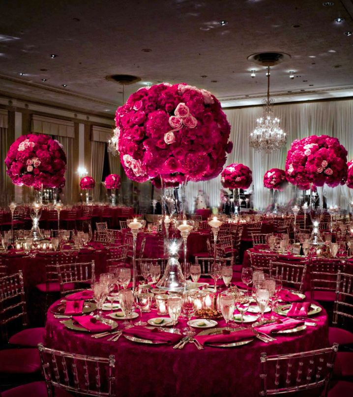 Azalea table settings