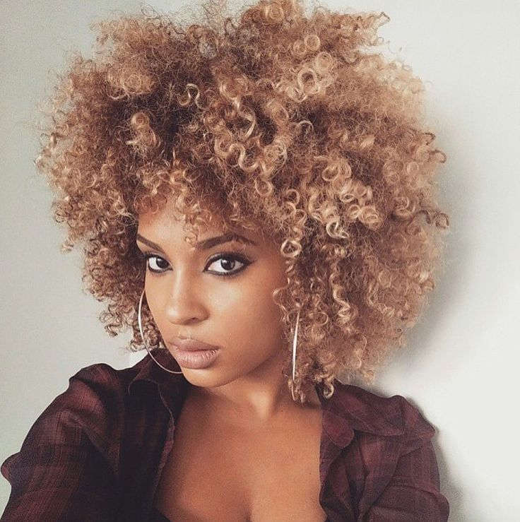 Hairstyles For Afros : Afros and blow outs for black hair styles weekly
