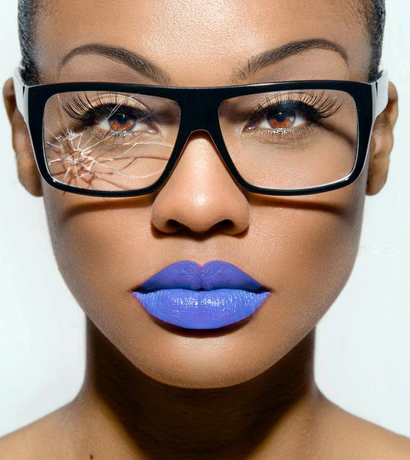 23 Great Make-Up Looks for Black Womenu2019s Skin : Styles Weekly