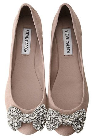 Diamond bow flats