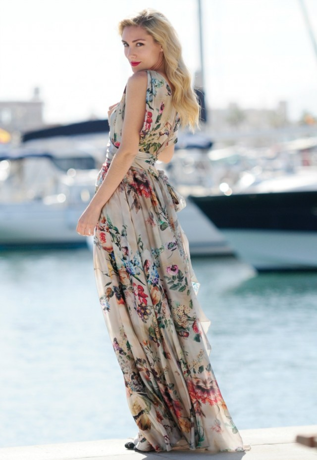 Dreamy Floral Dress