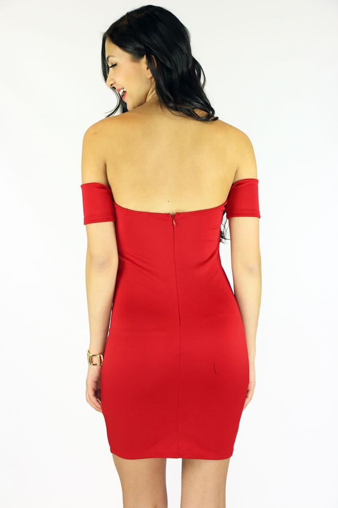 Figure fitting dress