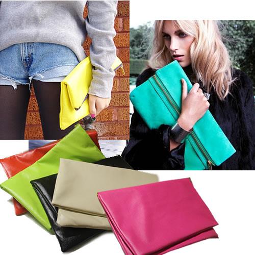 Folded purses