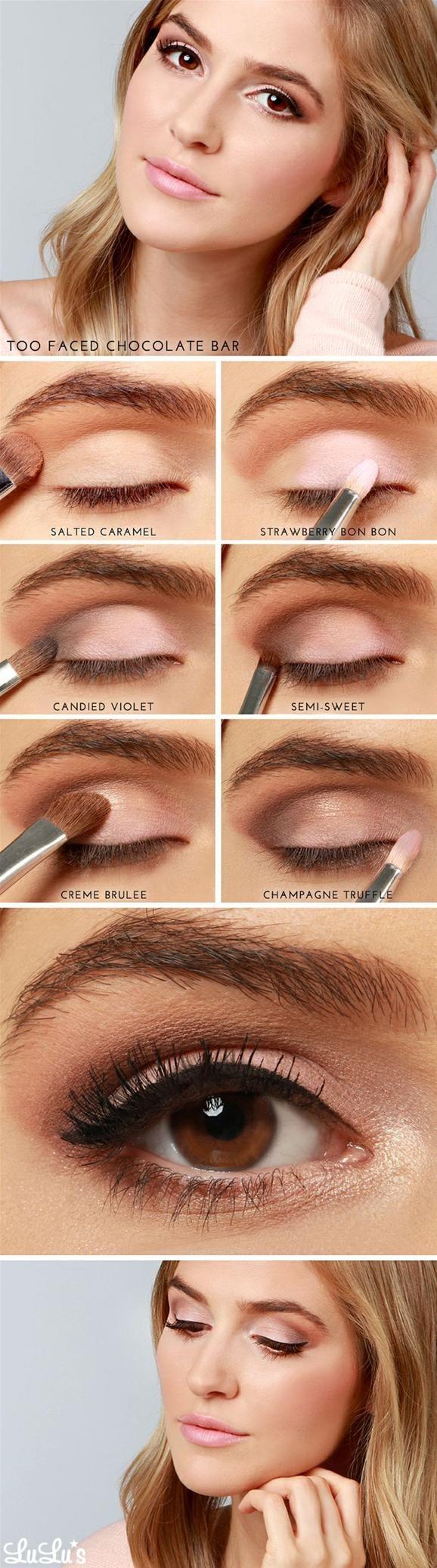 17 Best Light Smoky Eye Makeup Tutorials For Summer Styles Weekly