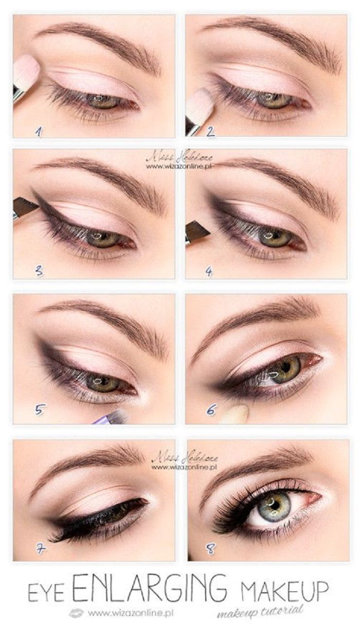 Best Light Smoky Eye Makeup Tutorials Summer